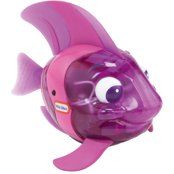Little Tikes Sparkle Bay Funkel-Kaiserfisch Lila