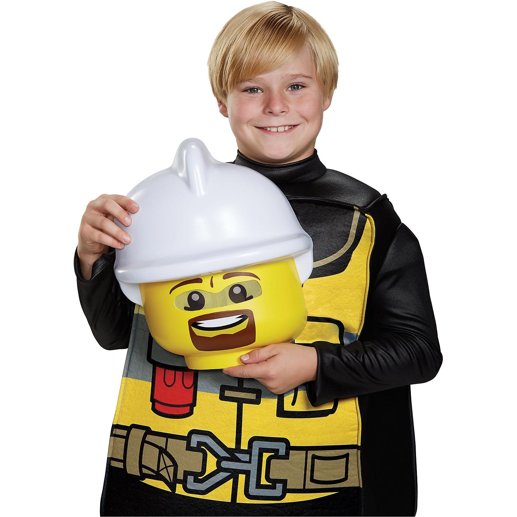 Lego Feuerwehrmann Classic Kostüm 4-teilig