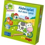 Haba Meine erste Spielwelt - Bauernhof Fädelspiel Auf dem Land