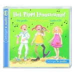CD Die große Astrid-Lindgren-Lieder-CD Hej Pippi Langstrumpf