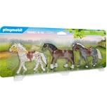 PLAYMOBIL® PLAYMOBIL® 70683 3 Pferde