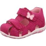 Superfit Baby Sandalen Fanni für Mädchen Wms Weite M4