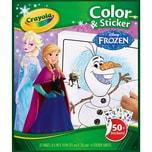 Crayola Color Stickerbook Frozen