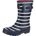 Tom Joule Kinder Gummistiefel Jnr Welly Print