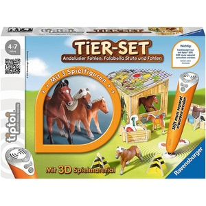 Ravensburger tiptoi® Spielfiguren Tier-Set Falabella