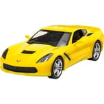 Revell 2014 Corvette Stingray mit easy-click-system