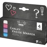 C. KREUL KREUL Chalky Kreidemarker 4er Set