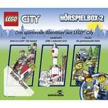 LEGO CD City Hörspielbox 2 Folgen 4-6