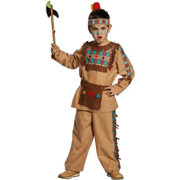 Rubie´s Kostüm Indianer 3-tlg.