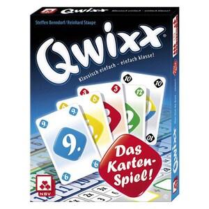 Nürnberger Spielkarten Qwixx Das Kartenspiel
