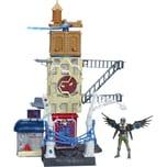Hasbro Spider-Man Web City Marvel's Vulture Skyline Action Set