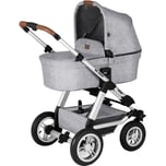 ABC Design Kombi Kinderwagen Viper 4 graphite grey