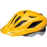 KED Helmsysteme Fahrradhelm Street Jr. pro yellow grey matt