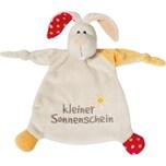Nici Schmusetuch Hase kleiner Sonnenschein 25x25cm 40043