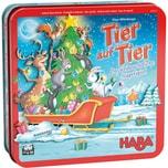 Haba Tier auf Tier - Das Weihnachtliche Stapelspiel