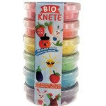 Bio-Knete 6er Set