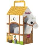 "Heunec BIBI TINA Pferd ""Sabrina"" stehend im Stall"