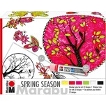 "Marabu Window Color Set fun fancy ""Spring Season"" 6 x 25 ml"