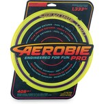 AEROBIE Aerobie Pro Flying Ring Wurfring mit Durchmesser 33 cm gelb