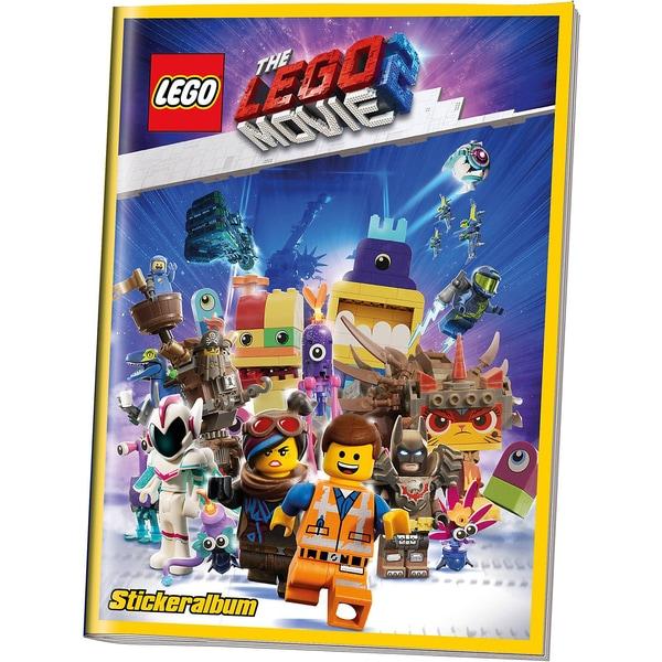 Top Media LEGO Movie Serie 2 Album
