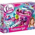 Clementoni Crea Idea Pailletten-Labor