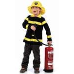 Limit Kostüm Beruf Feuerwehrmann
