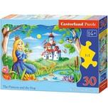 Castorland Puzzle 30 Teile Der Froschkönig