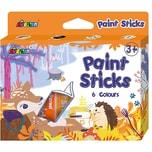 Avenir Paint Sticks Wachsmalstifte 6 Farben