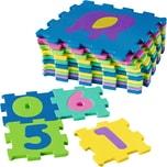 Ravensburger 10-tlg. Puzzlematte My first play 45 Teile je 30x30 cm Zahlen und Tiere