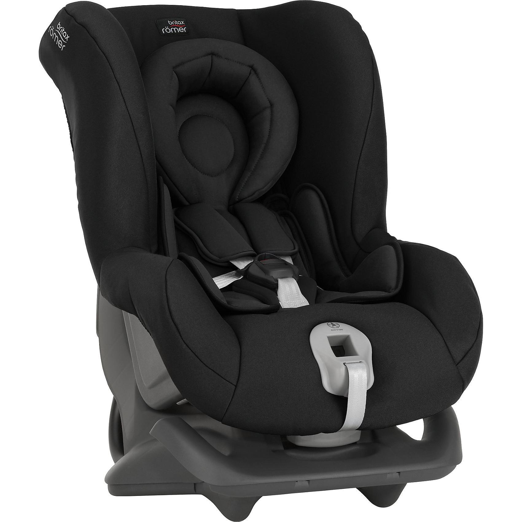 Britax Römer Auto-Kindersitz First Class Plus Cosmos Black 2018