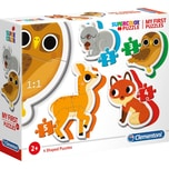 Clementoni My frist Puzzles 2345 Teile - Waldtiere