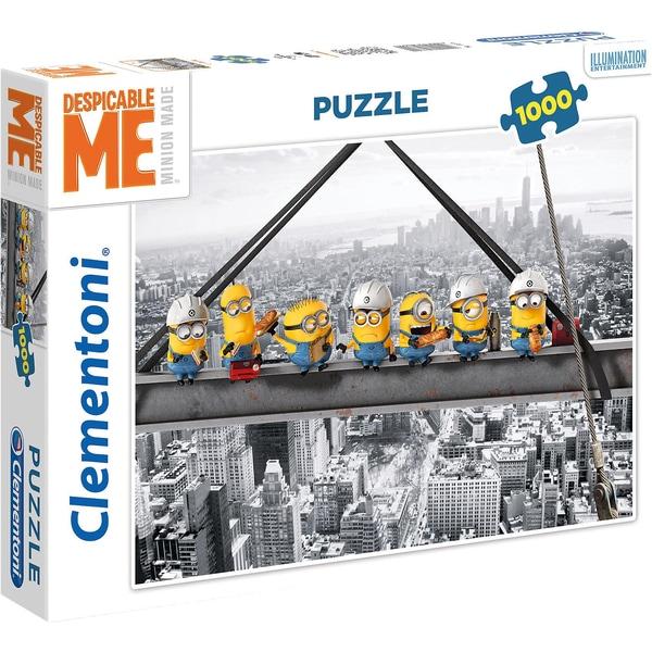 Clementoni Puzzle 1000 Teile Minions