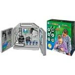 Bresser Mikroskop-Set 300x-1200x mit Koffer