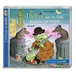 Die Olchis und die Gully-Detektive von London 2 Audio-CDs