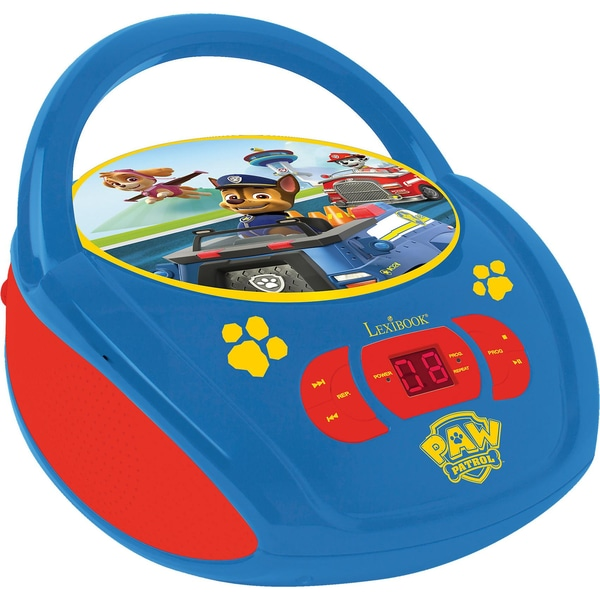 Lexibook Paw Patrol Radio CD Player