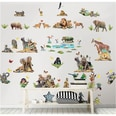 Walltastic Wandsticker Jungle Safari