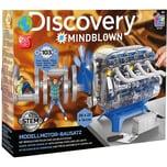 Happy People Discovery Bausatz eines 4 Zylinder Gas-Modellmotors