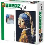 SES Creative Beedz Art - Bügelperlen Vermeer Das Mädchen mit dem Perlenohrring 7.000 Perlen