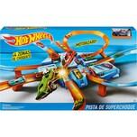 Mattel Hot Wheels Criss Cross Crash Trackset