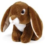 Anna Club Plüsch Kaninchen 15cm braun