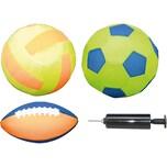 Best Sporting Mesh Ballset 4-tlg.