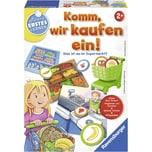 Ravensburger Spielend Erstes Lernen Komm wir kaufen ein!
