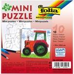 Folia Partypack Motiv-Puzzle Traktor 10 x 20 Teile