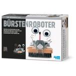 4M Fun Mechanics Bausatz Bürstenroboter
