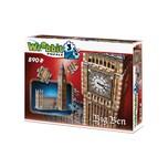 Wrebbit Wrebbit 3D Puzzle 890 Teile Big Ben & House of Parliament