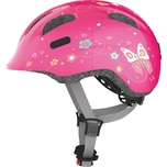 Abus Fahrradhelm Smiley 2.0 pink butterfly