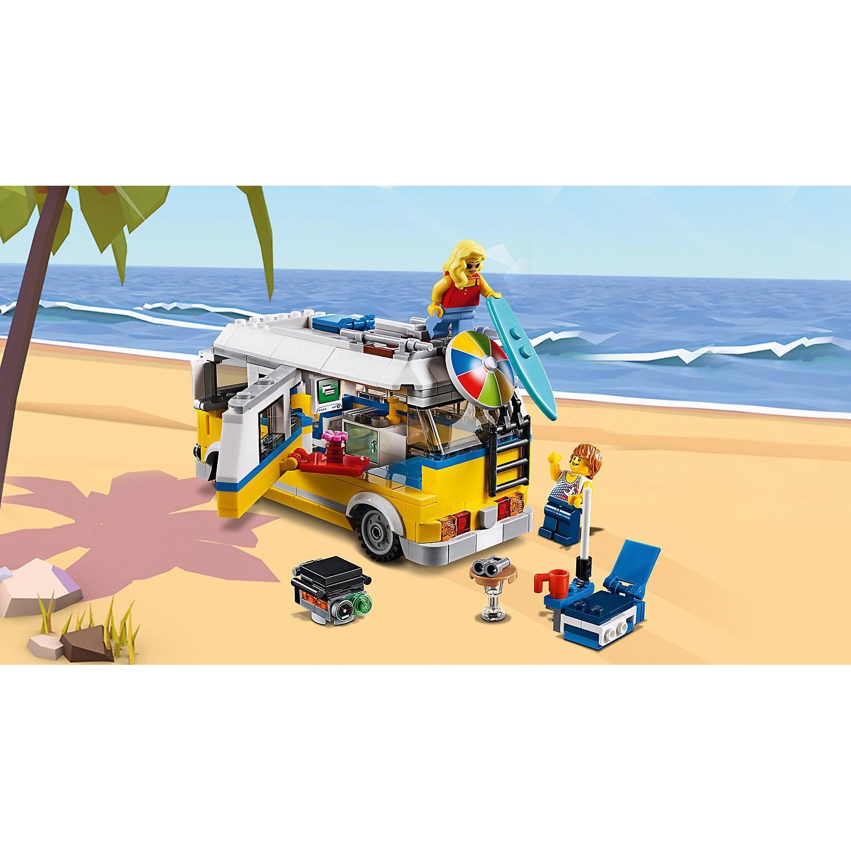 Lego Creator 31079 Surfermobil