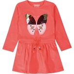Staccato Kinder Sweatkleid Wendepailletten