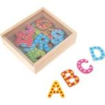 Legler Bunte Magnetbuchstaben 37-tlg.