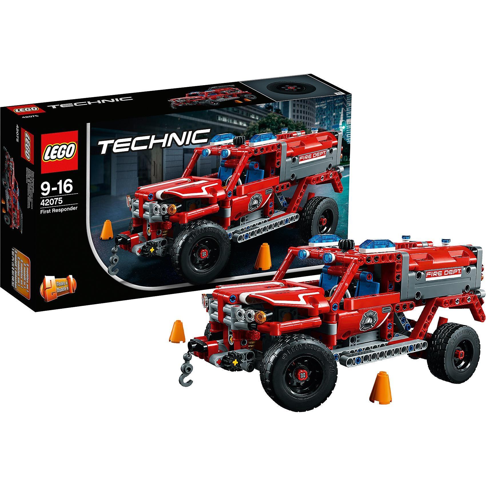 Lego Technic 42075 First Responder
